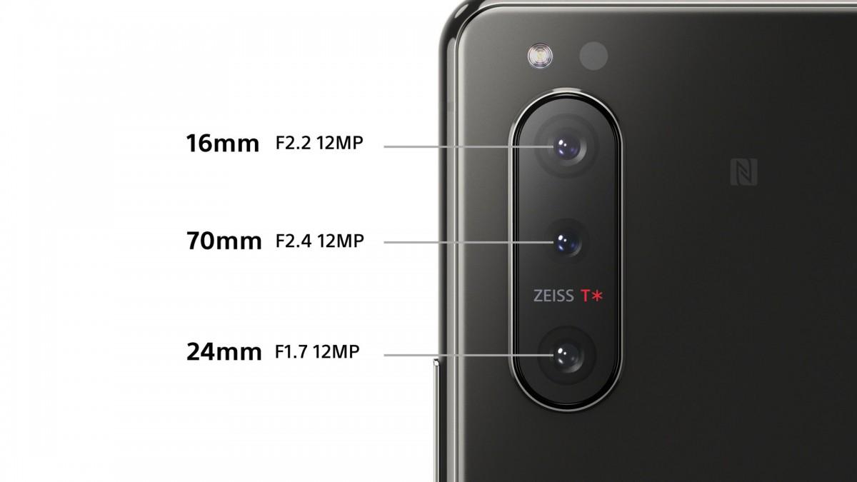 Камера у смартфона тройная