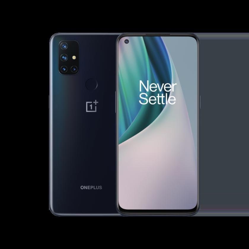 OnePlus Nord N10 5Gполучил новый чипQualcomm Snapdragon 690