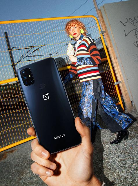 OnePlus представила свой первый бюджетный смартфон OnePlus Nord N10 5G