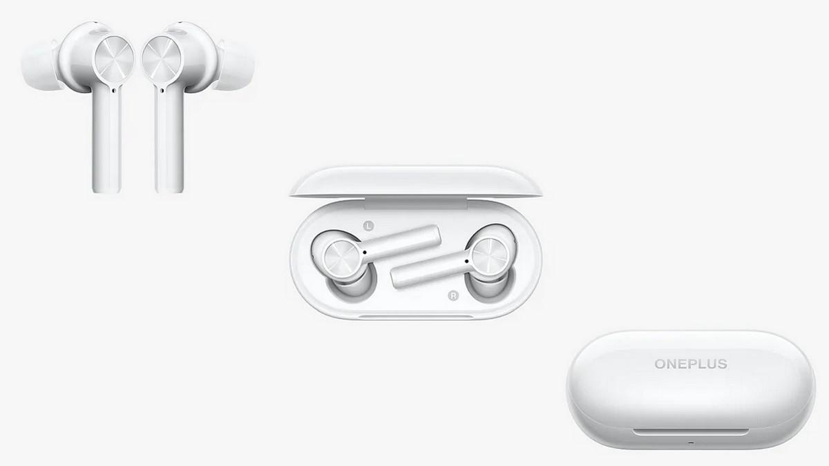 OnePlus представила беспроводные наушники OnePlus Buds Z