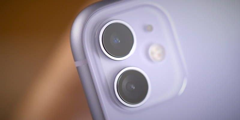 Камера Apple iPhone 11 Pro Max: трехкратные возможности