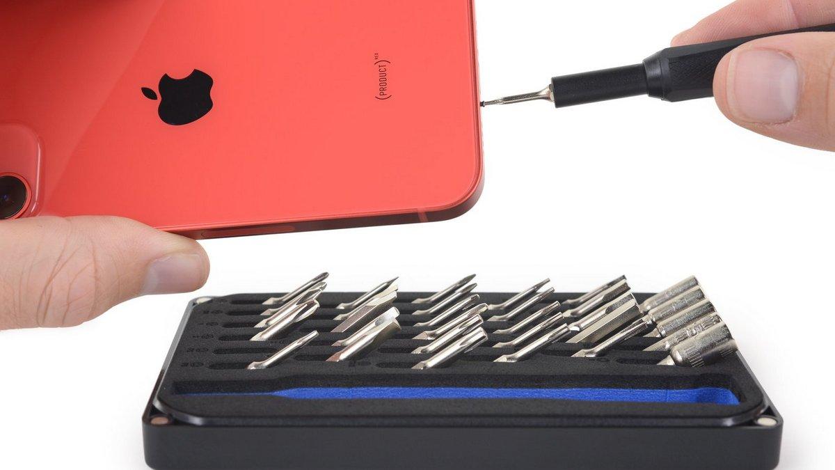 Специалисты iFixit оценили ремонтопригодность смартфона iPhone 12 mini