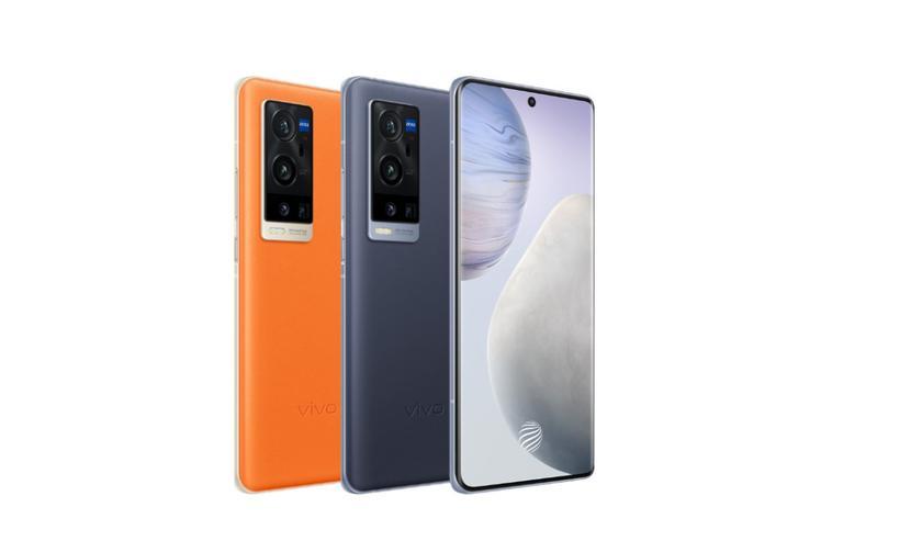 Vivo представила смартфон X60 Pro+ с чипом Snapdragon 888 и оптикой Zeiss