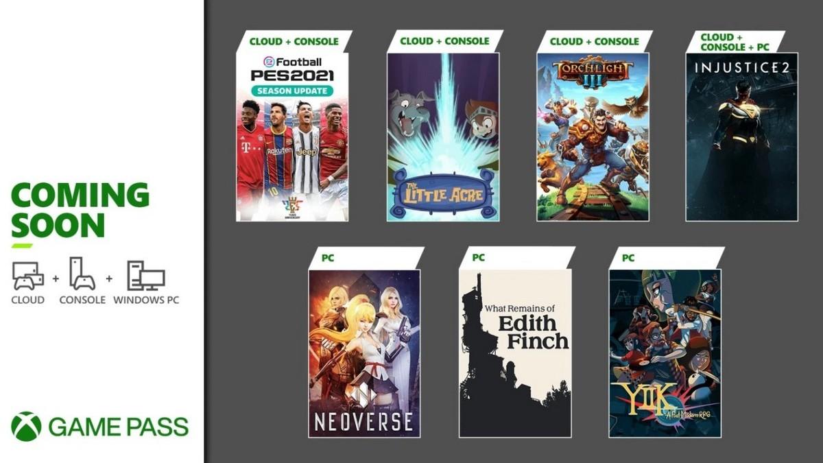 Стало известно, какие игры пополнят библиотеку Xbox Game Pass в январе