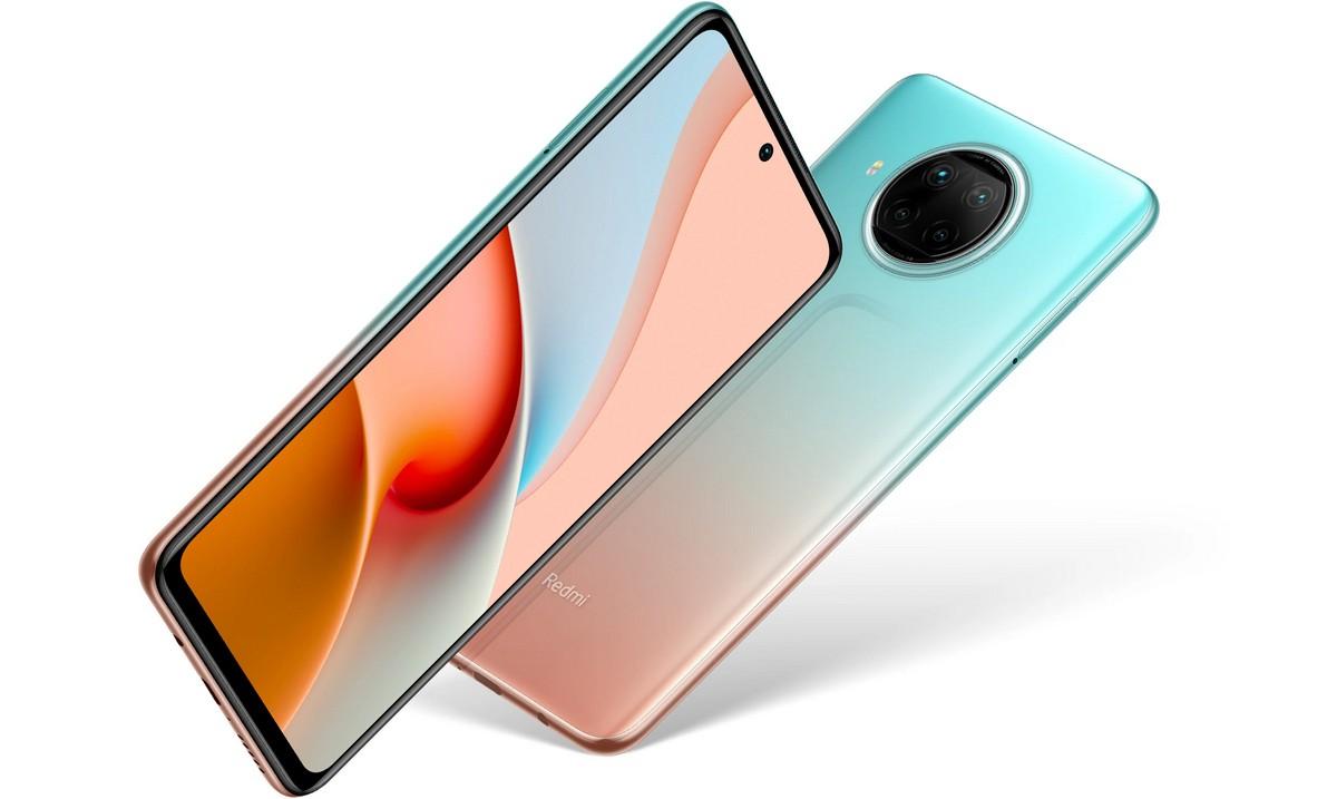 Xiaomi представила бюджетный смартфон Xiaomi Mi 10i 5G