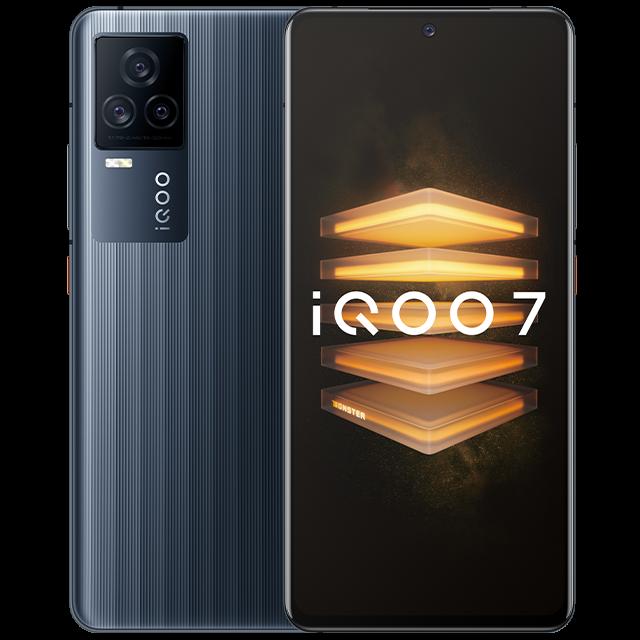 Vivo представила флагманский смартфон iQOO 7