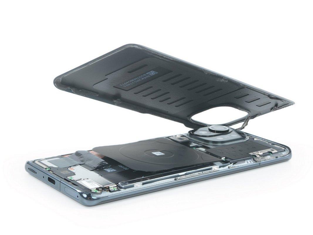 Специалисты iFixit оценили ремонтопригодность смартфона Xiaomi Mi 11