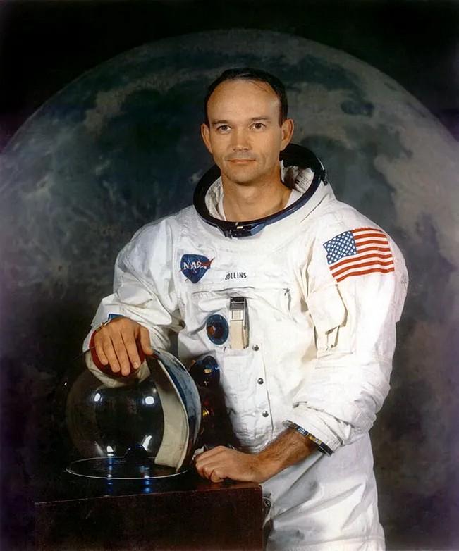 Умер астронавт Майкл Коллинз, участник первой миссии с высадкой на Луну