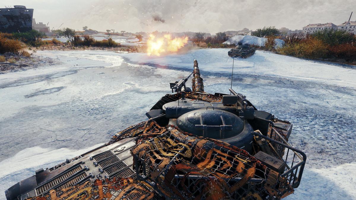 World of Tanks стала доступной в Steam