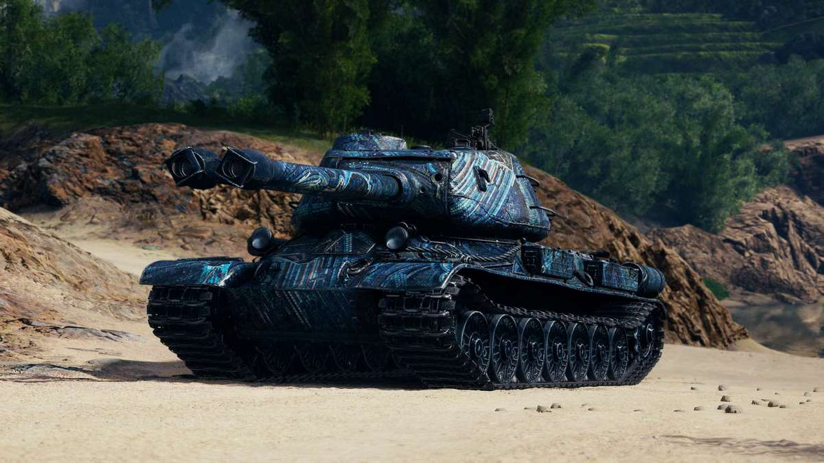 В честь эпохального полета сегодня в 10:00 в World of Tanks началось космическое игровое событие «К звездам!»
