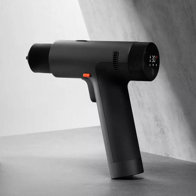 Xiaomi представила электрическую дрель-шуруповерт c дисплеем стоимостью $68